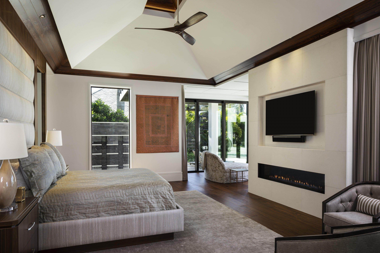 Port Royal Home - Master Bedroom