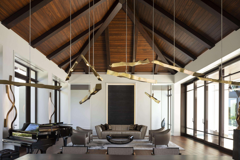 Port Royal Home - Living Room