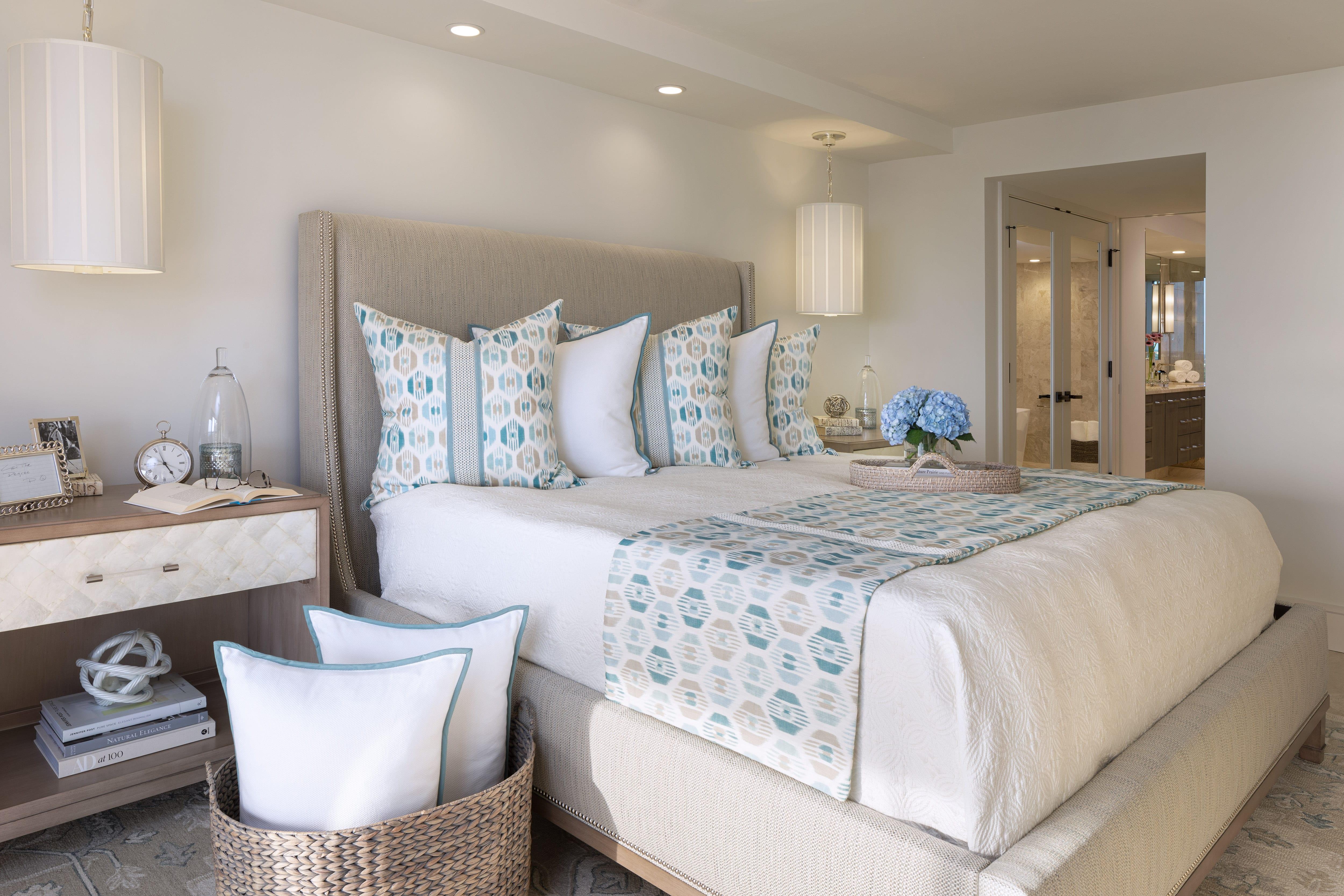 St. Pierre Condo Remodel Master Bedroom