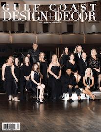 DESIGN + DECOR MAGAZINE TOP 25 DESIGNERS