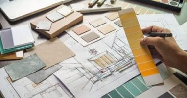 Interior Design Development